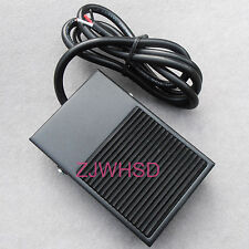 Momentary Heavy Duty Metal Skidproof Foot Pedal Switch various use 3wire NC + NO