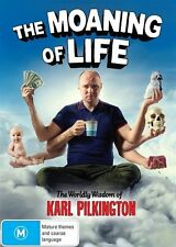 The Moaning Of Life (DVD, 2014, 2-Disc Set)*New & Sealed*R2 & 4*