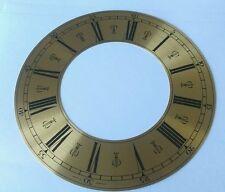 Horloge chapitre/heure ring spun laiton romain 204mm extérieur 112mm intérieur