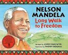 Long Walk to Freedom by Nelson Mandela, Chris Van Wyk (Paperback, 2010)