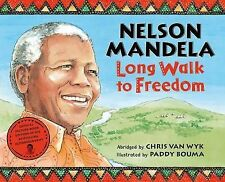 Long Walk to Freedom by Nelson Mandela - New Picture Story Book