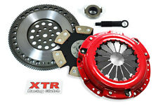 XTR STAGE 4 CLUTCH KIT+RACE FLYWHEEL for HONDA ACCORD PRELUDE F22 F23 H22 H23