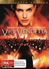 V for Vendetta R4 DVD NEW