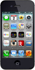 Apple iPhone 4 8GB Black AT&T +  Worldwide GSM Unlocked