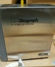 Diagraph 5700 ink jet system with hand held controller NIB