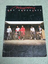HOT CHOCOLATE mystery 1982 UK Tour Programme!