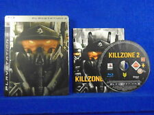ps3 KILLZONE 2 S* *x Collectors Steelbook Edition Playstation PAL UK ENGLISH