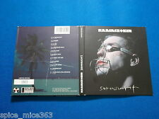 RAMMSTEIN Sehnsucht 1998 RARE NUMBERED LIMITED EDITION FRENCH CD Special Digipak