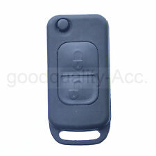 OEM KEY FOB Keyless Entry Remote Key Shell Case For Mercedes 2 Button Benz C E S