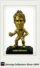 *2009 Select AFL LIMITED EDITION GOLD FIGURINE NO.36 Chris Newman (Richmond)