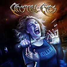 CRYSTAL EYES Killer CD ( 200858 )