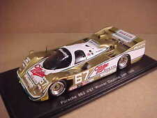 Spark 1/43 Resin Porsche 962, Winner 1989 Daytona 24hr. Miller High Life #43DA89