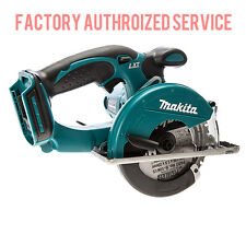 MAKITA BCS550 18V LXT LiOn Cordless 5-3/8-Inch Metal Cutting Saw FULL WARRANTY!