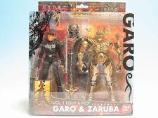 Equip & Prop Vol.1 GARO Garo Steel tusk & Madourin Zaruba Bandai