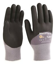 PIP MaxiFlex Ultimate Nitrile Micro-Foam Coated Gloves LARGE 12 pair (34-875/L)
