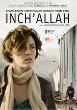 Inch'Allah (DVD, 2013)  FRENCH AUDIO
