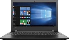 "Lenovo 15.6"" HD Laptop Notebook Intel i3 (2.3 Ghz) 4GB 1TB Black WIn 10 NEW"