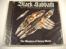 BLACK SABBATH - The Masters Of Heavy Metal - 20th Anniversary Edition - 1 CD NEW