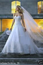 IZIDRESS Wedding Dress with Beil  from USA RRP $890