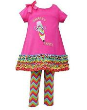New Girls Bonnie Jean sz 24m Pink PENCIL Leggings outfit Fall Clothes 24 months