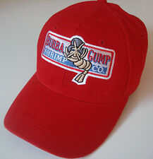 Bubba gump shrimp embroidered Hat Forrest Gump cosplay Halloween costume Cap