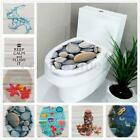 Toilet Seat Multi Wall Sticker Vinyl Art Decal Wallpaper Bathroom Decoration