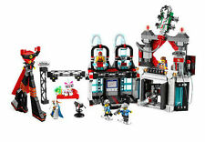 LEGO The LEGO Movie Lord Business' Evil Lair (70809) RETIRED NISB