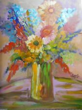 SHERRIE'S FLORAL I by Anna Ray