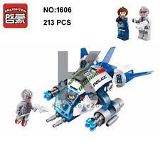 Enlighten 1606 Space Adventure Airship Plane Building Block Toy lego Compatible