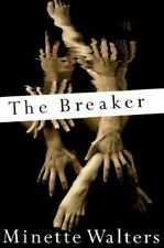 The Breaker by Minette Walters (1999, Hardcover) FIRST EDITION, PRINTING, NEW