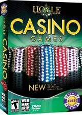 Hoyle Casino 2009 for PC and Macintosh Brand New Sealed