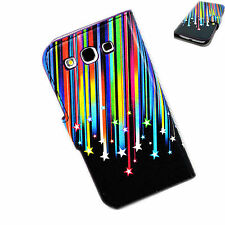 Synthetic Leather Card Wallet Stand Cover Case For Samsung Galaxy S3 III i9300