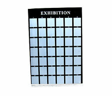 42 ROOMS SPACE FOR NAIL ART FINISH TIPS DISPLAY BOARD STAND
