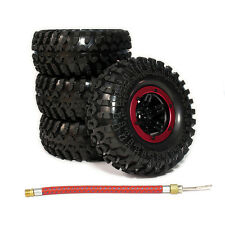 Inflatable 2.2 Inch Beadlock Tire Tyre Wheel Air Pneumatic For 1/10 RC Model car