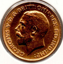 1911 Gold Half Sovereign Edward VII Minted in London ALMOST FULL LUSTRE