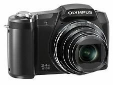 "OLYMPUS SZ-16 / DZ-105  mit 16 MP 3,0"" Display 24x Zoom Full HD"