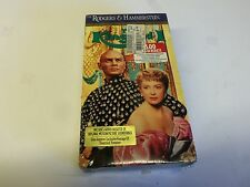 THE KING AND I  (VHS)