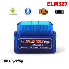 OBD2 II Bluetooth Interface Car Auto Scanner Diagnostic Tool V2.1 for Android UF