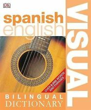 Spanish-English Visual Bilingual Dictionary, By VARIOUS,in Used but Acceptable c