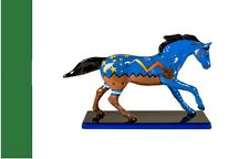 Trail of the Painted Ponies - THUNDER HORSE - 1E/ Retired - Free Ship - NIB