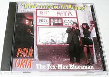 Paul Orta * Don't Mess with Mezcal! (Real Lightnin UK) CD Tex-Mex Blues
