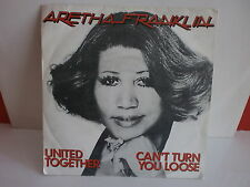 ARETHA FRANKLIN United together / can t turn you loose 102611