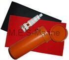 RIB / INFLATABLE BOAT REPAIR KIT, RED / Black PVC, Europa Sport, * NEW *