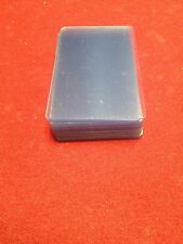 BLANK PVC CARDS --10 (Ten) OF EACH COLOR--Total 170 Credit Cards,CR.80 .30 Mil