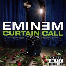 Curtain Call: The Hits [PA] by Eminem (CD, Dec-2005, Interscope/Aftermath)