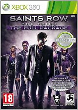 Saints Row The Third The Full Package: Classics Xbox 360 #K1945