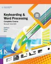 Keyboarding and Word Processing, Complete Course, Lessons 1-120: Microsoft Word