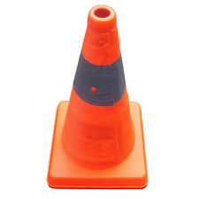 "40 CM 16""Folding Collapsible Traffic Multi Purpose Pop up Reflective Safety Cone"