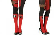 "MARVEL Comics Licensed LADY DEADPOOL ""Suit Up"" Tights COSTUME Prop COSPLAY O/S"