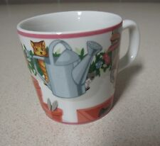 Tiffany & Co Porcelain Single Cup from Set Tiffany Playground made Japan
